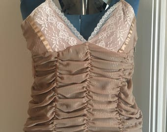 Haute couture top size 10