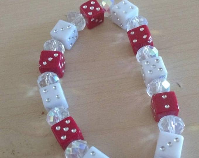 Retrocon Sale - Dice Bead Bracelet