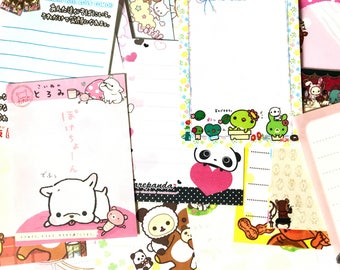 10 Mini Memo Sheets + 15 Sticker Flakes