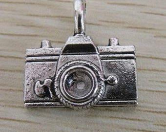 X 1 Tibetan silver camera