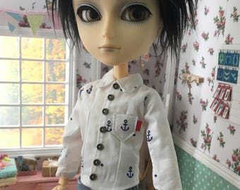 Sailor shirt for taeyang doll