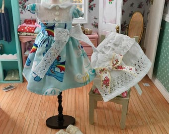 I am little outfit for blythe or dal doll