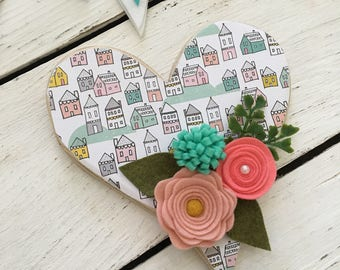 Tiny house heart