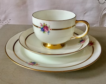 Paragon Star,  rare Art Deco  1930s  Tea  cup set