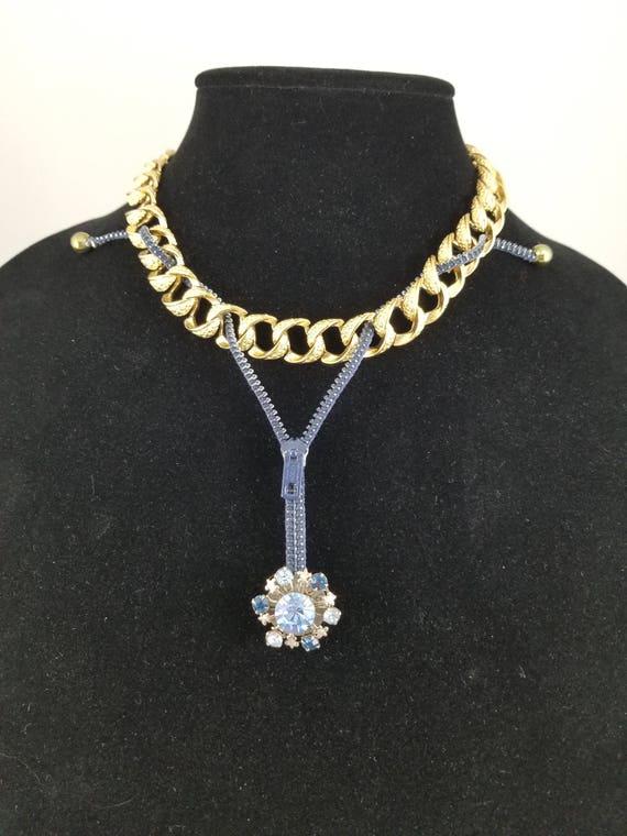 Signed Vintage Necklace
