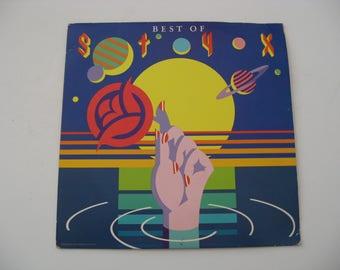 Styx - The Best Of Styx - Circa 1980
