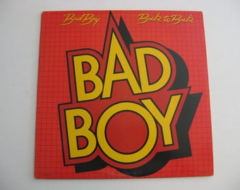 Bad Boys - Back To Back - Circa 1978