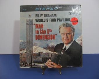 Billy Graham - Man In The 5th Dimension - Circa 1964