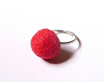 Sweet Strawberry ring