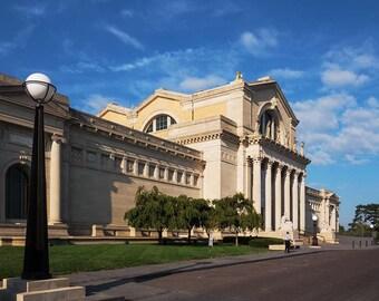 St Louis Art Museum - Fine Art Photography - Forest Park, St Louis MO