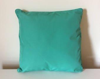 Outdoor Pillow Cover - 16 x 16 - Outdoor Cushion Cover - Outdoor Throw Pillow