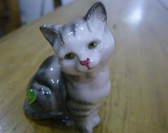 Beswick Grey Tabby Kitten