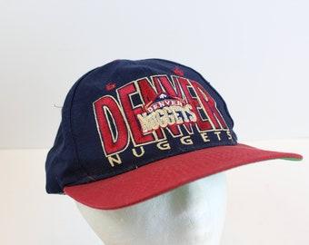 Denver Nuggets Snapback vintage G hat LIMITED 5000