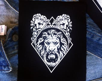 Lion's emperor Patch | Patches | Punk Patches