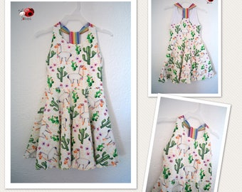 Beautiful Summer Dress for the Breezy Days