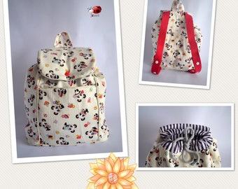 Backpack for little adventurers