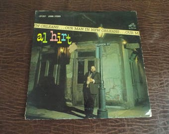 Al Hirt Dixie with a Difference LP original Album and cover, New Orleans Jazz