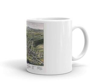 Coffee Mug - Farmington NewHampshire 1877