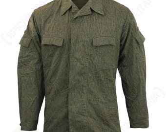 East German Army fieldshirt jacket coat shirt NVA GDR DDR Communist military