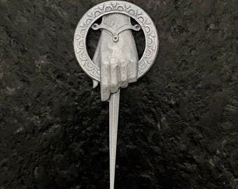 3D Printed Hand of the Queen Pin