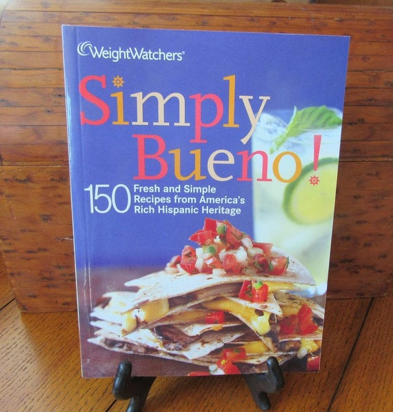 WeightWatches Simply Bueno! Cookbook