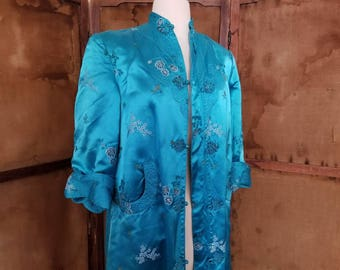 Vintage Chinese Silk Jacket