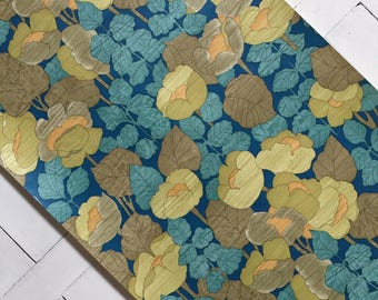 Cool 1970's French Vintage Wallpaper