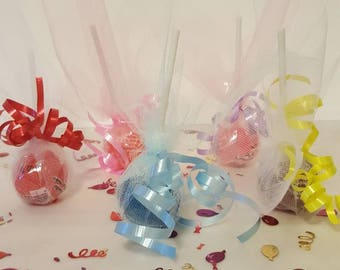 Jumbo lollipops, Party favors, Baby shower favors, Bridal shower favors, Prizes, Gifts, birthday, Loot bags, Christmas, Halloween, Teacher,