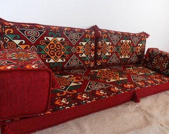 Good Arabic Style Majlis Floor Sofa Set,floor Couch,oriental Floor Seating,  Floor Seating