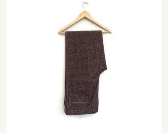 SALE Vintage  pants / Mens vintage trousers / Mens BRIONI  pants / Mens cotton designer trousers