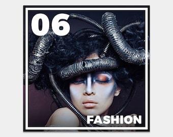 20 Lightroom Fashion Presets