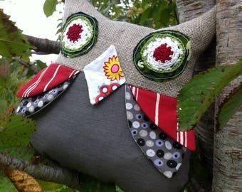OWL plush toy-