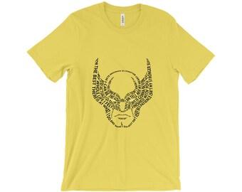 Wolverine Typography Shirt