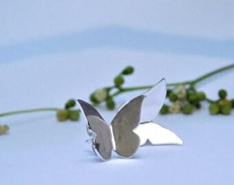 Butterfly Std Earrings, Butterflies. Earrings, Butterfly