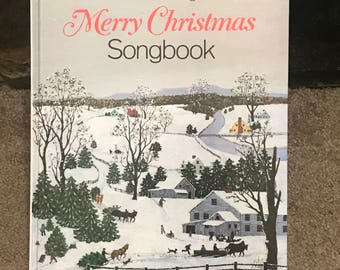 The Reader's Digest Merry Christmas Songbook by William Simon 1996 (NEW)