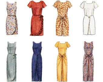 Sewing patterns for maxi dresses