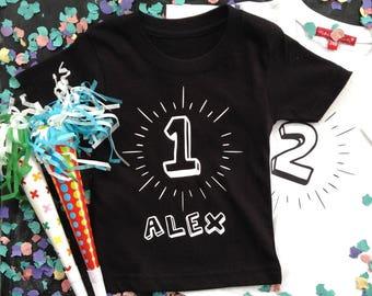 Camiseta Personalizada Cumple/Aniversario