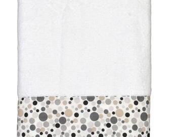 70cm X 140 cm 100% cotton bath towel