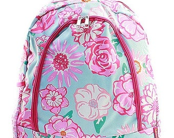 Personalized Backpacks Monogrammed Backpack Embroidered Backpack; Girls and Teens; Dance Cheer Gymnastics Cheerleading Daycare Diaper bag