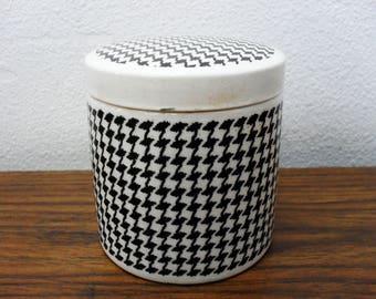 Sandland Ware Hanley Staffordshire England - Frank Cooper Oxford Marmalade Pot Container Jar With Lid