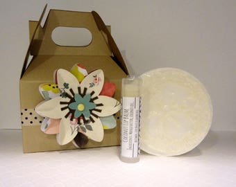 Mini Spa in a Box Gift Set