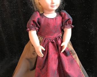 18 in. American Girl Doll  dress