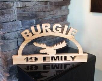 Custom wood sign, custom wooden signs, wood sign, driveway sign, custom sign, wooden sign, custom driveway sign, wood sign, wedding sign,