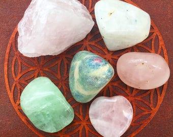 The Love Crystal Kit