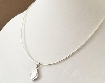 """33% Off Christmas in July Sterling Silver Necklace 20"""""""