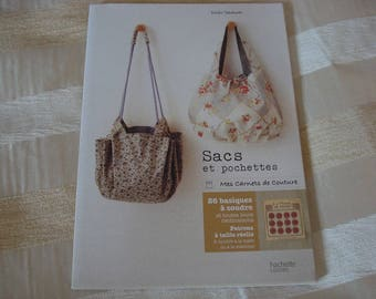 Bags and pouches / my sewing books