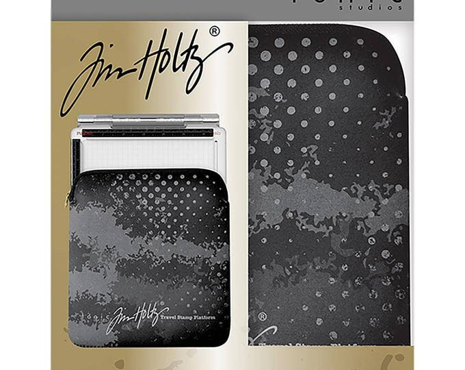 "Featured listing image: PREORDER Tim Holtz Tonic Travel Stamp Platform Protective Sleeve 1712E""PRE-ORDER"""