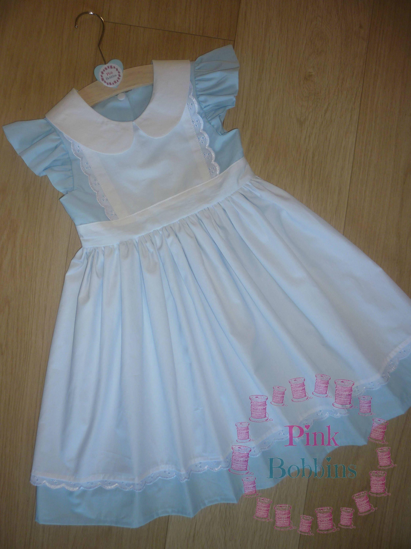 Alice in Wonderland dress - Alice in Wonderland party dress - Alice ...