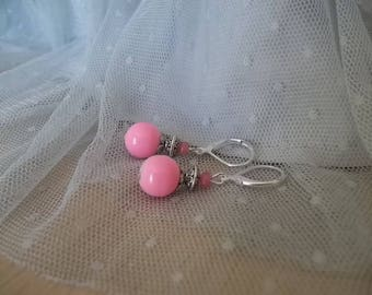 PE44 - earrings - pearls of Oléron Collection-