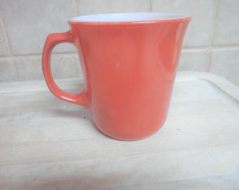 Vintage Corelle by Corning coffee mug cup # 6
